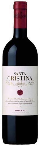 Antinori Santa Cristina Rosso Toscana 2011 0,75 l