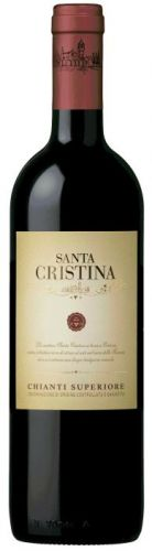 Antinori Chianti Superiore DOCG Santa Cristina 2011 0,75 l