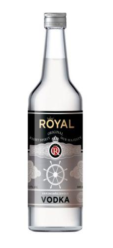 Vodka 0,5 l cena od 119 Kč