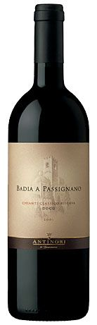 Antinori| Badia a Passignano Chianti Classico Riserva 2007 0,75 l