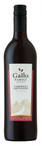Gallo Family Vineyards Cabernet Sauvignon 2011 0,75 L