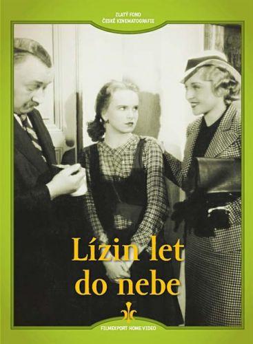 Lízin let do nebe - DVD (digipack)
