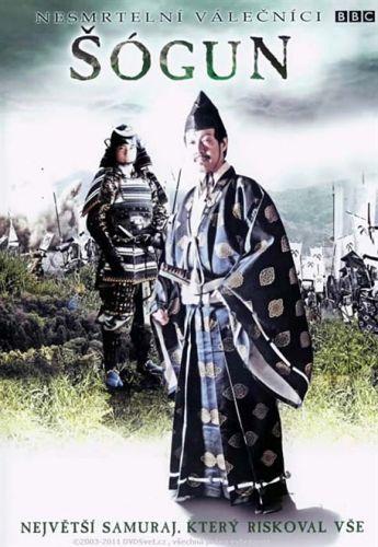 Nesmrtelní válečníci - Šógun 3 DVD
