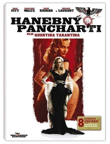 Hanebný pancharti DVD