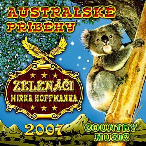 CD Zelenáči Mirka Hoffmanna - Australské příběhy -