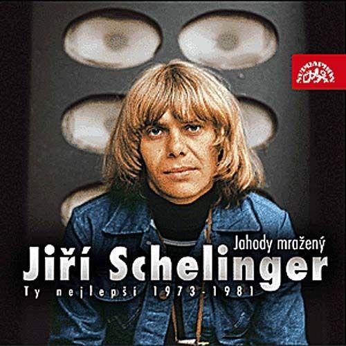 Schelinger Jiří: Jahody mražený - CD - Schelinger Jiří