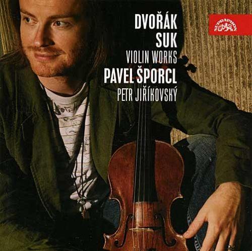 Pavel Šporcl - Hraje Dvořáka a Suka