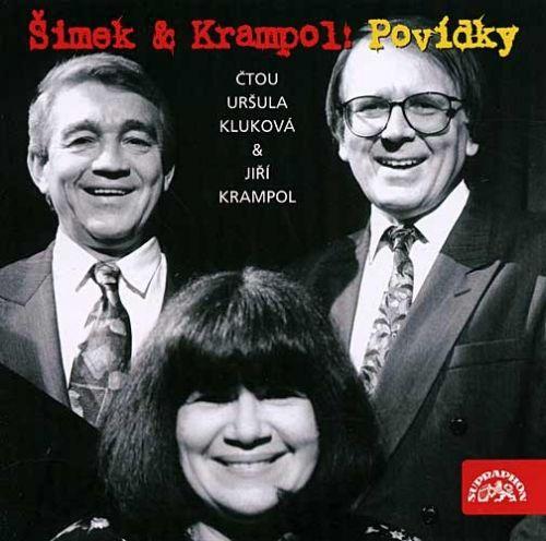 Jiří Krampol, Miloslav Šimek: Šimek & Krampol - Povídky - CD - Jiří Krampol