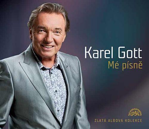 Karel Gott: Mé písně. Zlatá albová kolekce - 36CD - Karel Gott