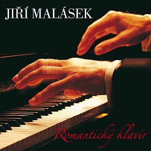 Malásek Jiří: Romantický klavír. To nejlepší 2 - CD - Malásek Jiří