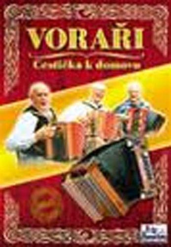 Voraři - Cestička k domovu - DVD