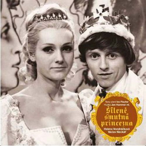 Hammer Jan: Šíleně smutná princezna CD - Hammer Jan