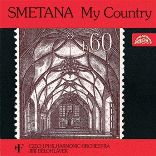 Bedřich Smetana: Má vlast. Cyklus symfonických básní - CD - Bedřich Smetana