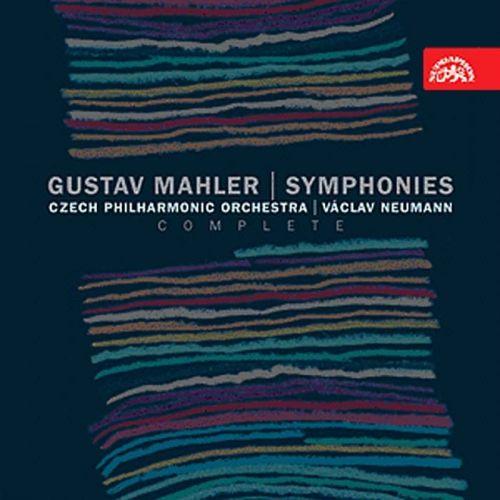 Mahler Gustav: Symfonie - komplet - 11 CD - Mahler Gustav