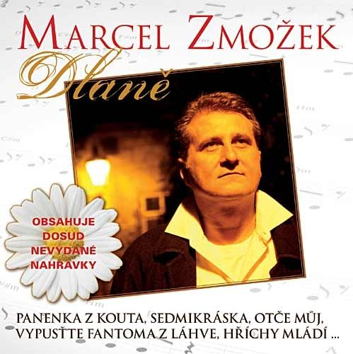 Zmožek Marcel: Marcel Zmožek - Dlaně - CD