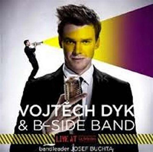 Vojtěch Dyk & B-Side Band - Live at La Fabrika