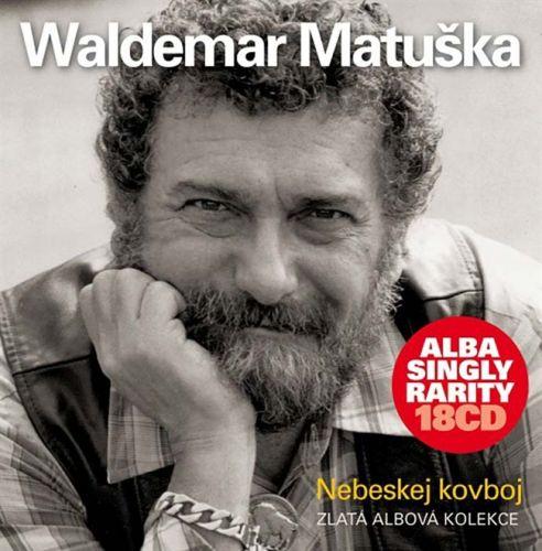 Waldemar Matuška - Nebeskej kovboj - Zlatá albová kolekce