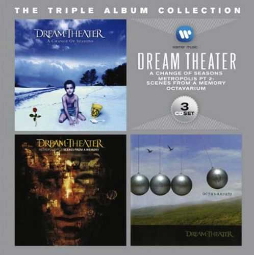 Dream Theater - The Triple Album Collection