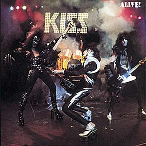 Kiss - Alive I.