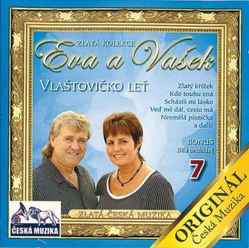 CD Eva a Vašek 7 - Vlašťovičko leť