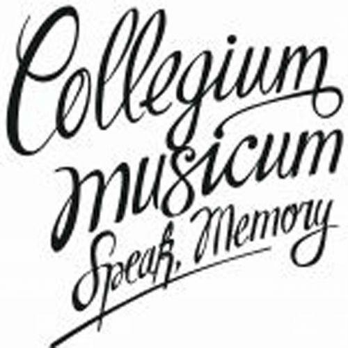 Collegium Musicum - Speak, Memory
