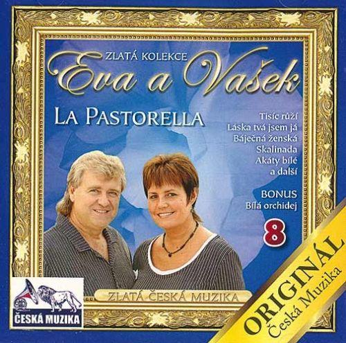 CD Eva a Vašek 8 - La Pastorella