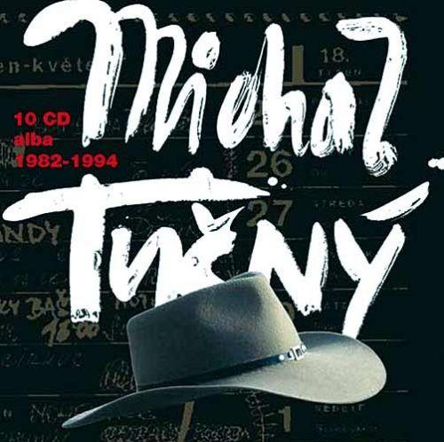 Michal Tučný - 10 CD alba 1982 – 1994