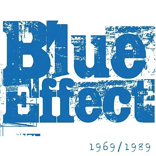 XXL obrazek Blue Effect: 1969 - 1989 Alba & singly & bonusy - 9 CD - Blue Effect