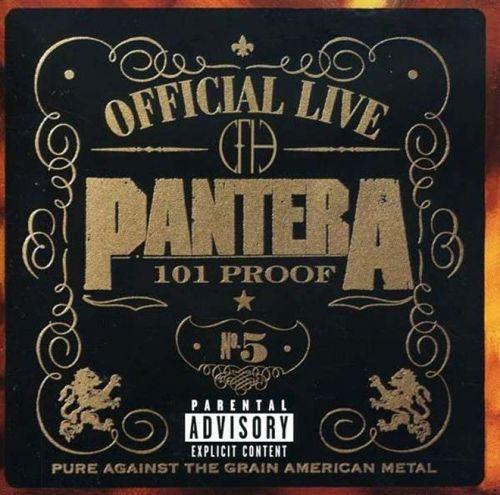 Pantera - Official Live cena od 177 Kč