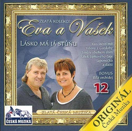 CD Eva a Vašek 12 - Lásko má