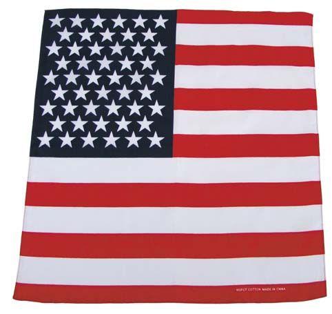 MFH Bandana USA šátek cena od 51 Kč