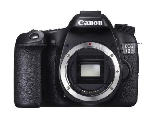 CANON EOS 70D cena od 21490 Kč