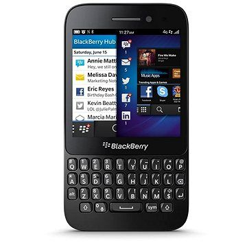 Blackberry Q5 cena od 2222 Kč