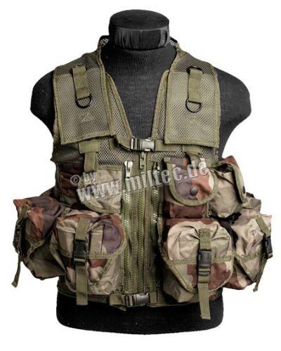 Mil-Tec CCE taktická vesta