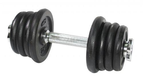 ABISAL Jednoruční činkový set SG04 15 kg