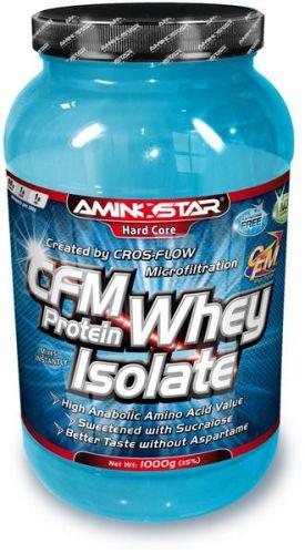 Aminostar CFM Whey Protein Isolate 1000 g