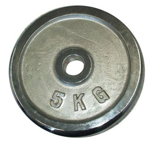 Acra Kotouč chrom 5 kg - 25 mm