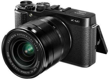 Fujifilm X-M1 cena od 7990 Kč
