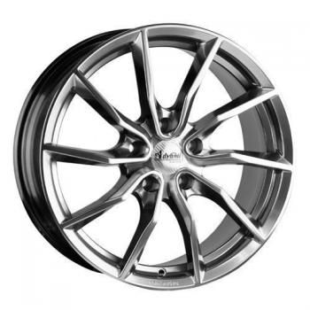 ADVANTI RACING turba 8,5x18 5x115 ET40