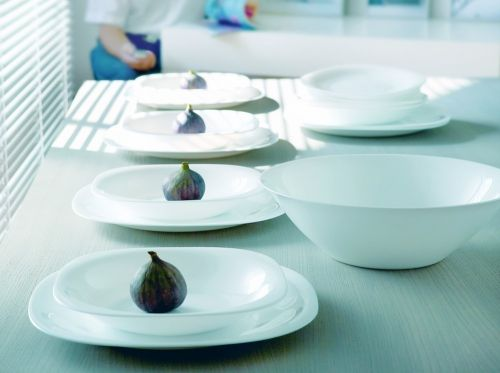 LUMINARC CARINE sada talířů