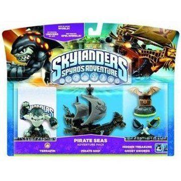 ACTIVISION Skylanders: Spyro Adventure Pirate Seas Adventure Pack