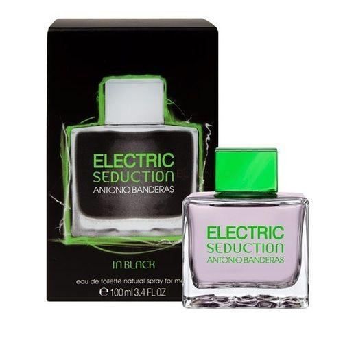 Antonio Banderas Electric Seduction in Black 100ml