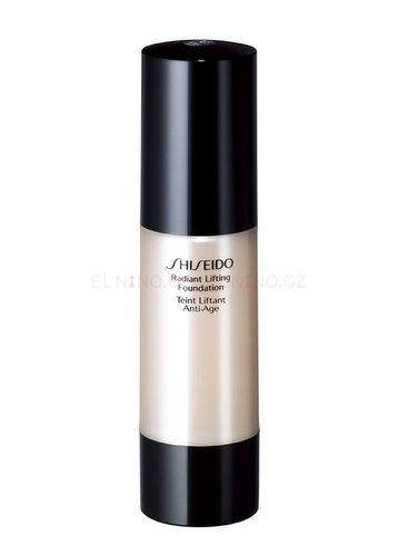 Shiseido Radiant Lifting Foundation SPF15 30ml - Odstín 120 Natural Light Ivory
