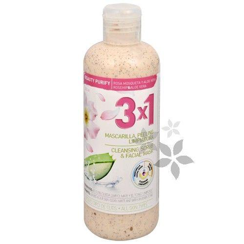 Diet Esthetic Čisticí gel, maska a peeling Beauty Purify 3 v 1 250 ml