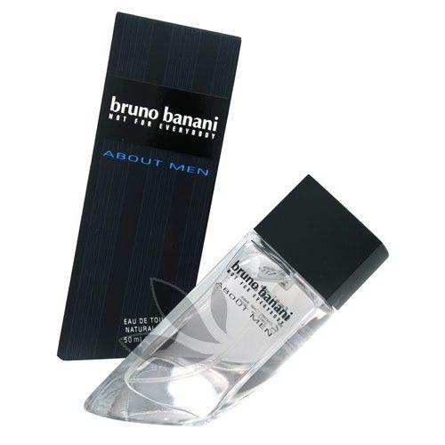 Bruno Banani About Men - toaletní voda s rozprašovačem 50 ml