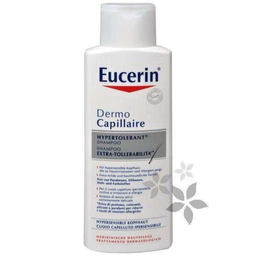 Eucerin Hypertolerantní šampon pro podrážděnou a alergickou pokožku DermoCapillaire 250 ml