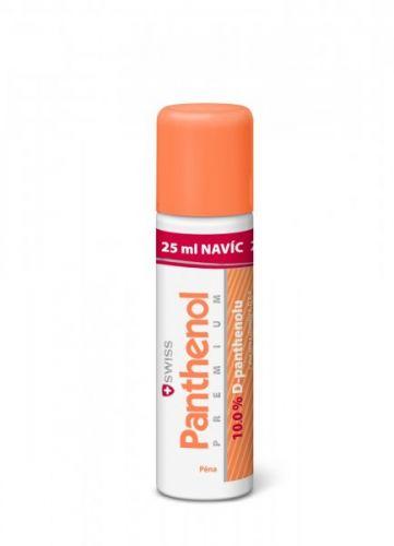Panthenol 10% Swiss PREMIUM pěna 125 ml
