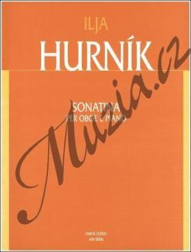 Amos editio Hurník Ilja | Sonatina pro hoboj a klavír | -noty cena od 265 Kč