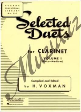 Hal Leonard Hummel H.A., Whistler Robert | SELECTED DUETS VIOLIN VOL2 | Noty cena od 260 Kč