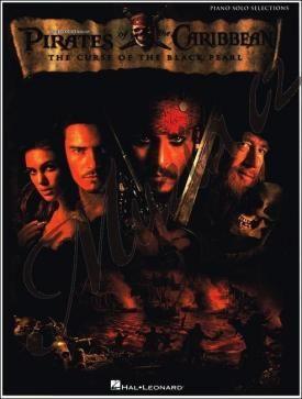Hal Leonard Badelt Klaus | Piráti z Karibiku 1 - Prokletí černé perly | Noty cena od 0 Kč